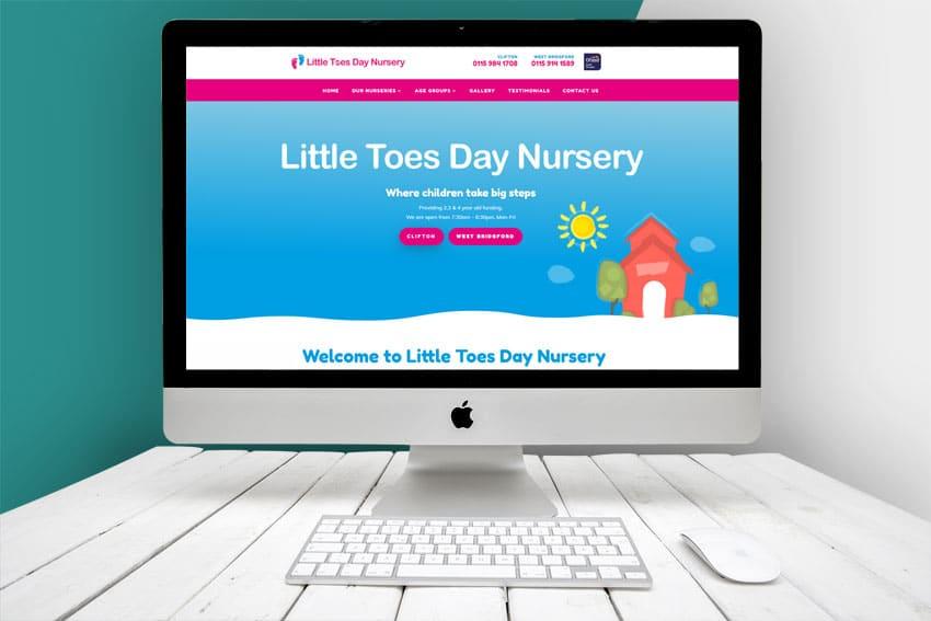 Little Toes Day Nursery